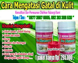 Menjual Obat Gatal Herbal Paling Ampuh