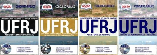 Apostila concurso UFRJ 2017