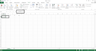 Split text into other column in excel
