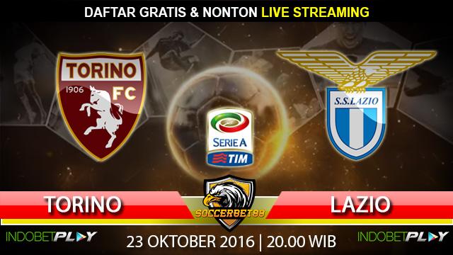 Prediksi Torino vs Lazio 23 Oktober 2016 (Liga Italia)