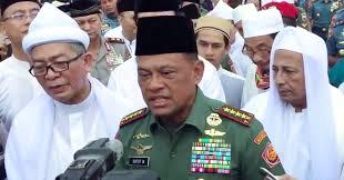 Alhamdulillah, Jenderal Gatot Nurmantyo Akhirnya Dideklarasikan Jadi Capres
