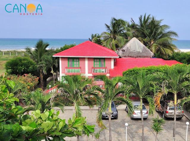 hoteles en Canoa - Hostería Canoa