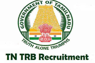 Tamil Nadu TRB Lecturer Notification 2017