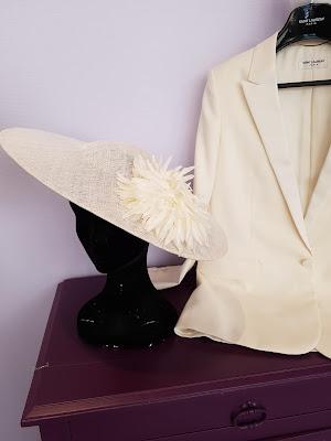 Patouche Chapeaux bibi cérémonie cocktail mariée