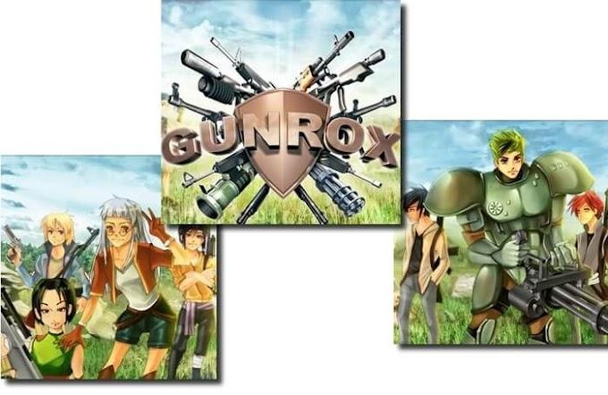 Gunrox - Δημιουργήστε στρατό από ατσάλι