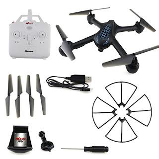 Spesifikasi Drone MJX X708P - OmahDrones