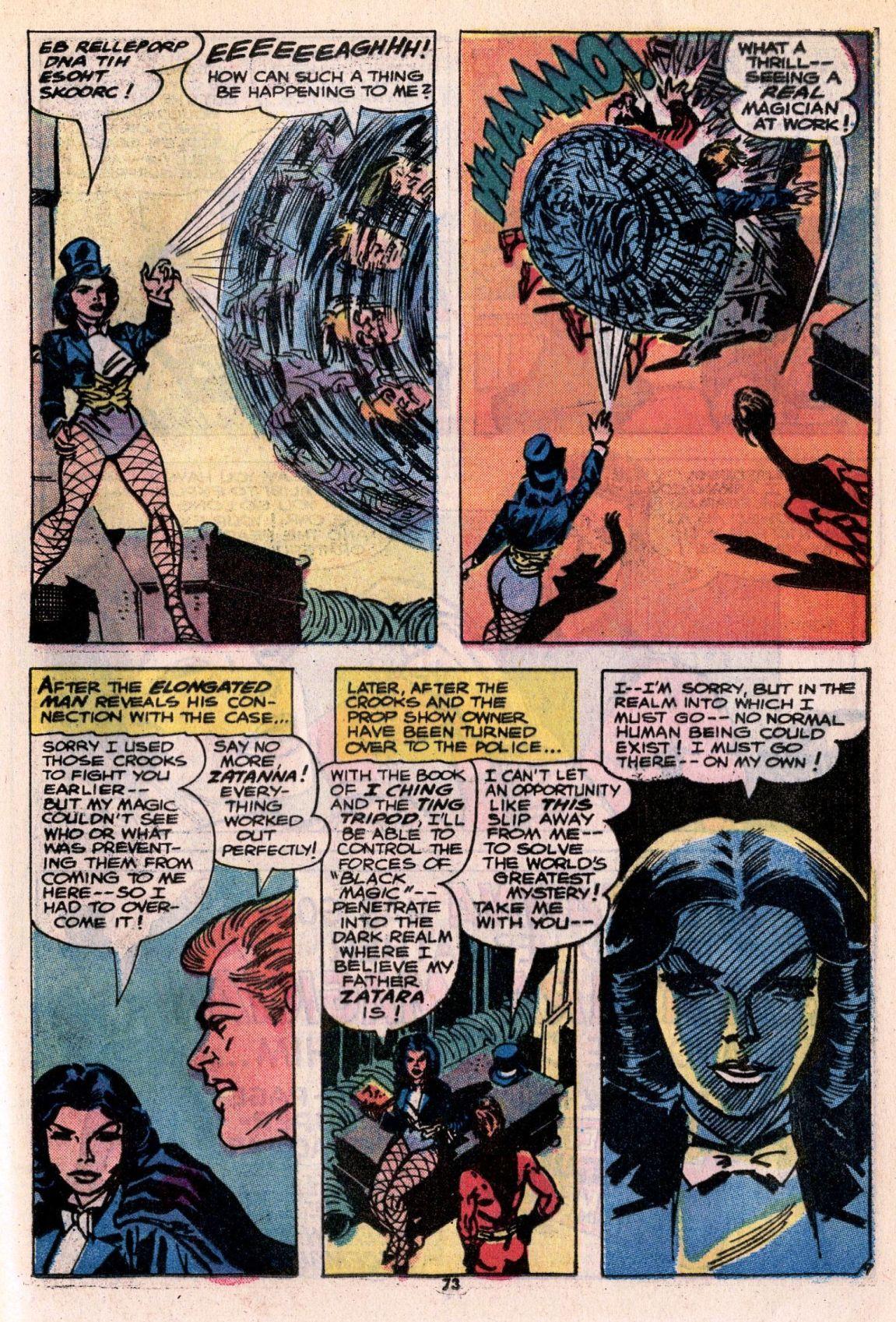 Detective Comics (1937) 439 Page 72