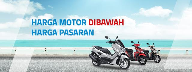 Lembaga Pembiayaan Terpercaya Kredit Motor Yamaha