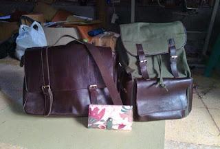 back pack kanvas