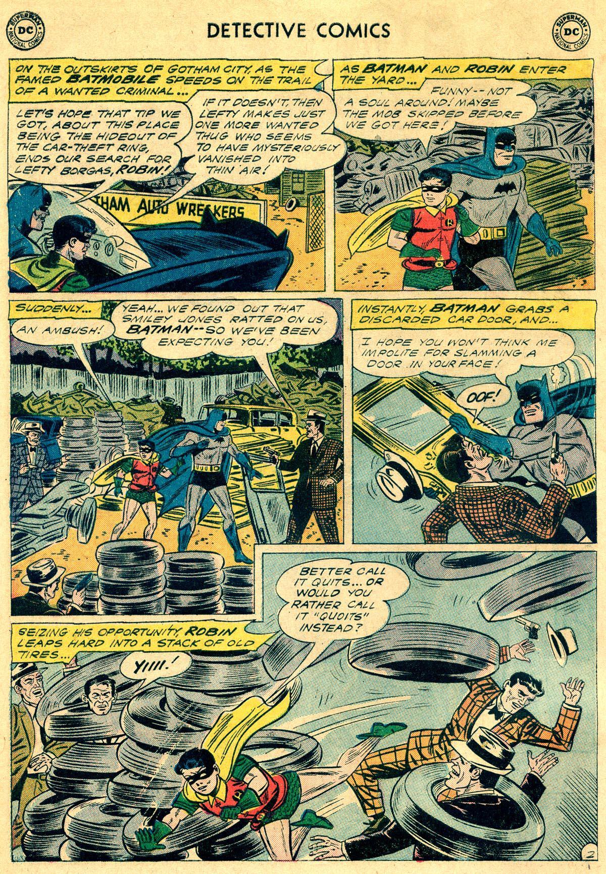 Detective Comics (1937) 302 Page 3