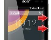 Cara Hard Reset Acer Liquid Z220