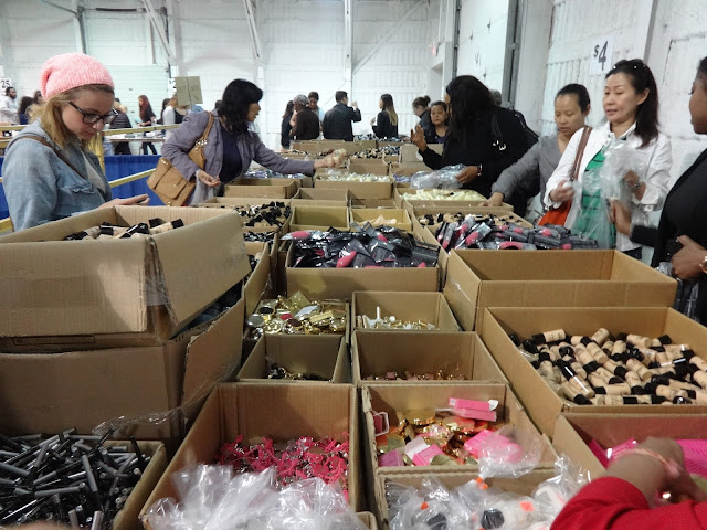 MAC Estee Lauder Warehouse Sale haul video