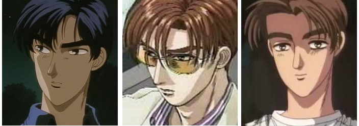 Initial D Anime Characters : I 高橋 啓介 anime like that you should too