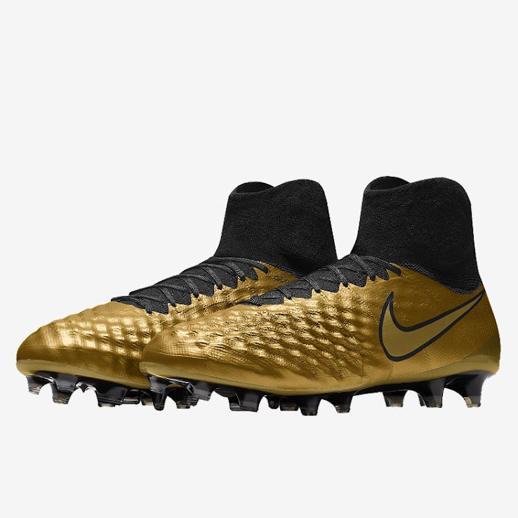 This is one of the almost endless possible Nike Magista Obra 2 boots that  can be created on NIKEiD.