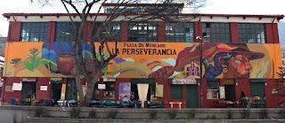 Plaza La Perseverancia