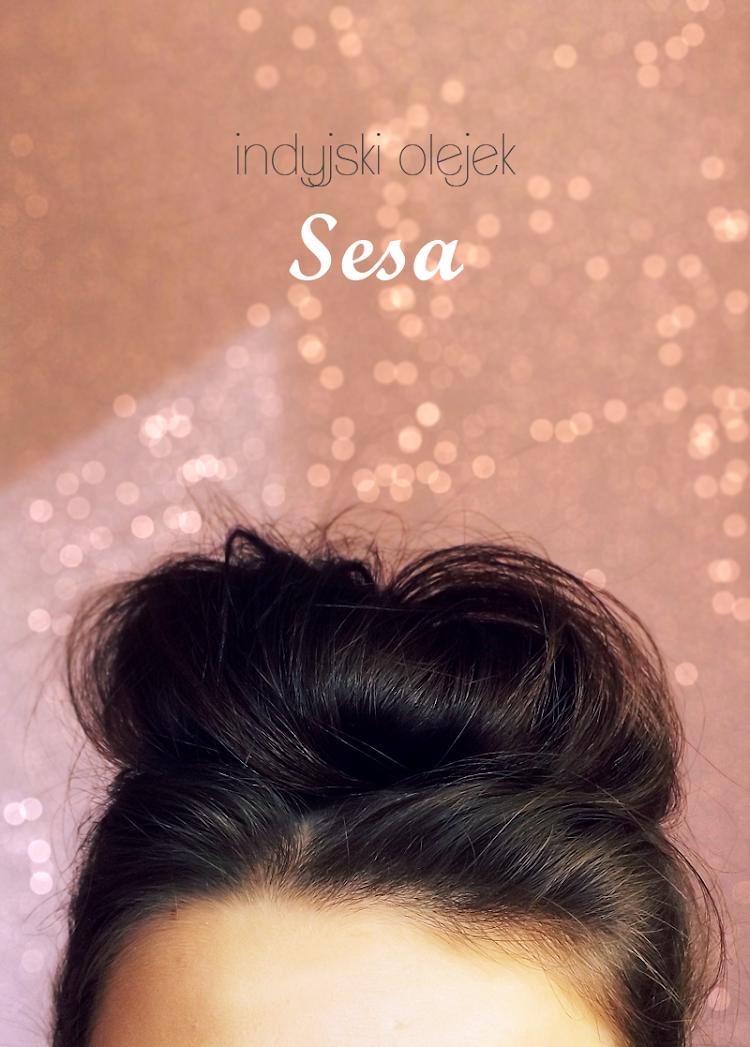 Nowy hit na porost włosów - indyjski olejek Sesa - Czytaj więcej »