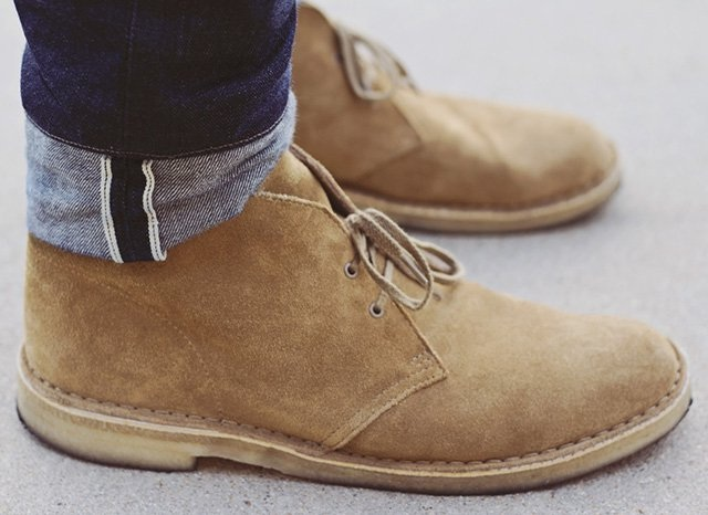 unbeatable price beautiful design check out OAKWOOD DESERT BOOTS BY CLARKS | Men's Gear