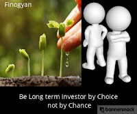 long-term investors by Chance or by Choice