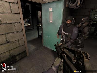 تحميل لعبة SWAT 4 للكمبيوتر من ميديا فاير