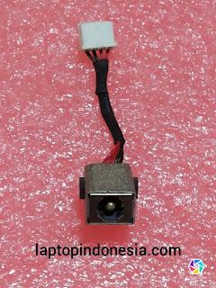 Jual DC jack HP Mini 110-4112TU Bekas