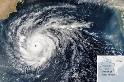 Ciclones en Arabia, Ciclón Champala en golfo de Adén
