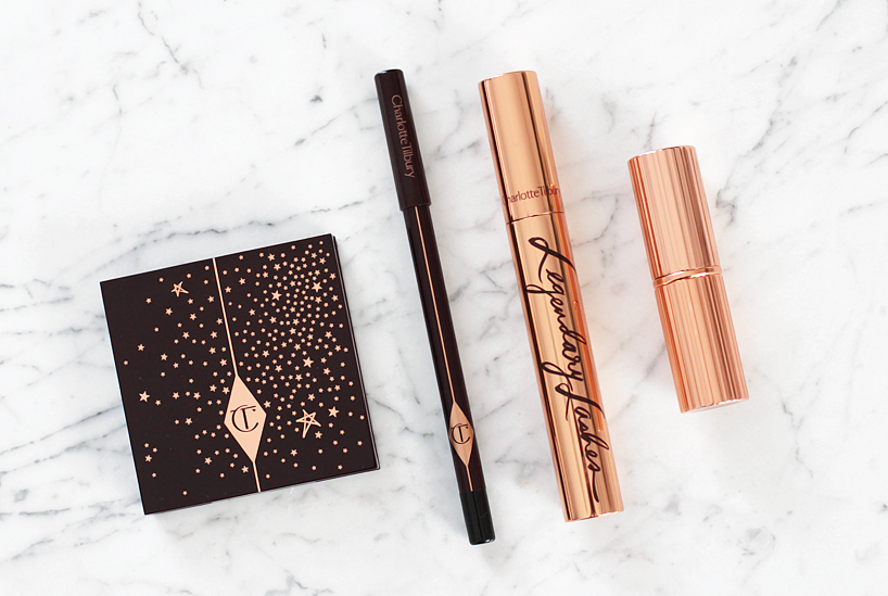 Charlotte Tilbury The Dreamy Look collection review