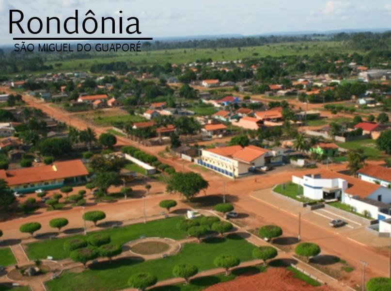 São Miguel do Guaporé | Rondônia | Brasil