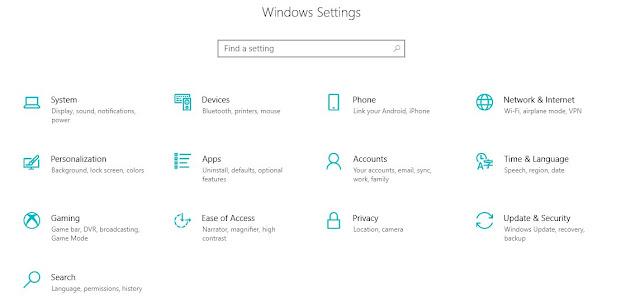 Bagaimana Cara Mengembalikan Layar Monitor pada Windows 10 Yang Mengecil Ke Posisi Semula