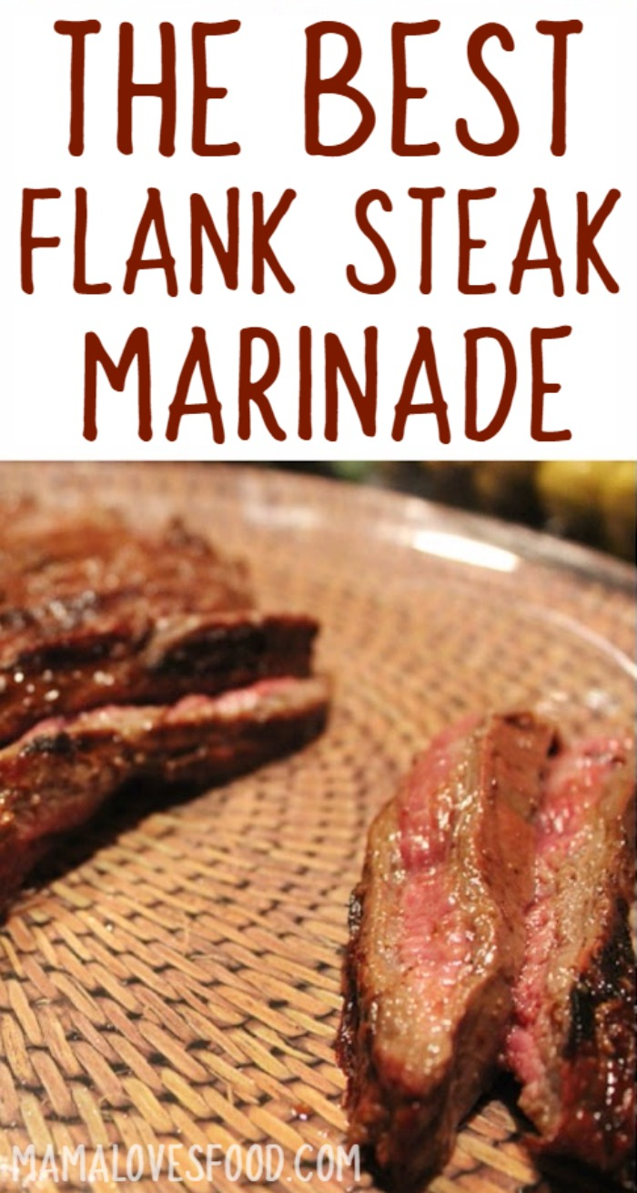How to Marinate the Perfect Flank Steak