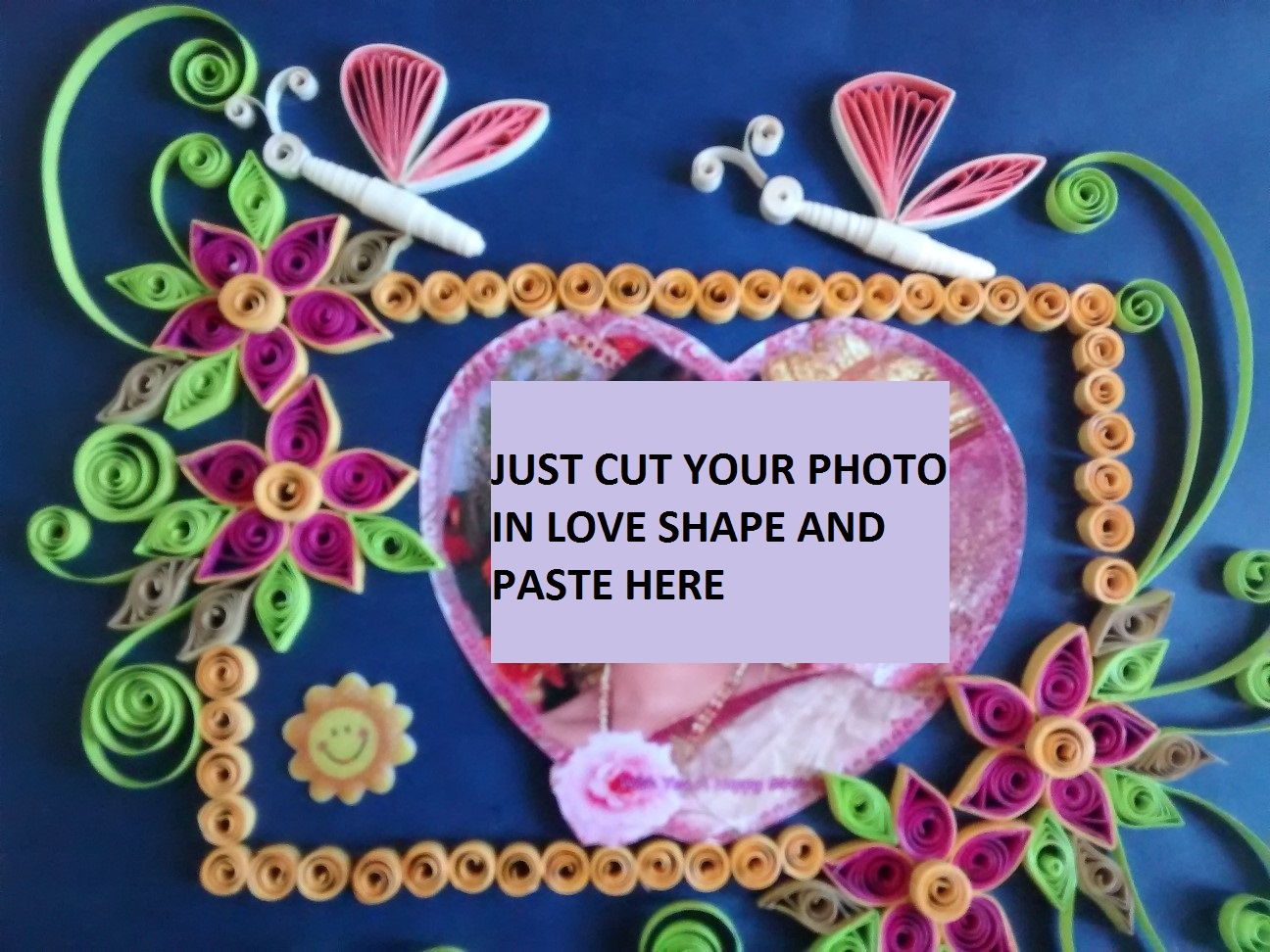 Creative Greetings Personalized Greeting Card