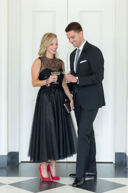 What Do You Wear To A Black Tie Optional Wedding