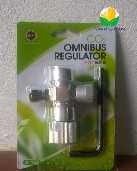 val CO2 Up aqua Omnibus A168 dễ dàng sử dụng