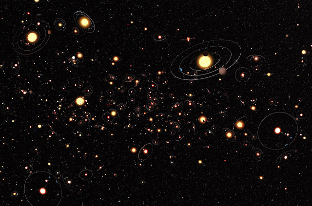 Kepler scientists discover almost 100 new exoplanets