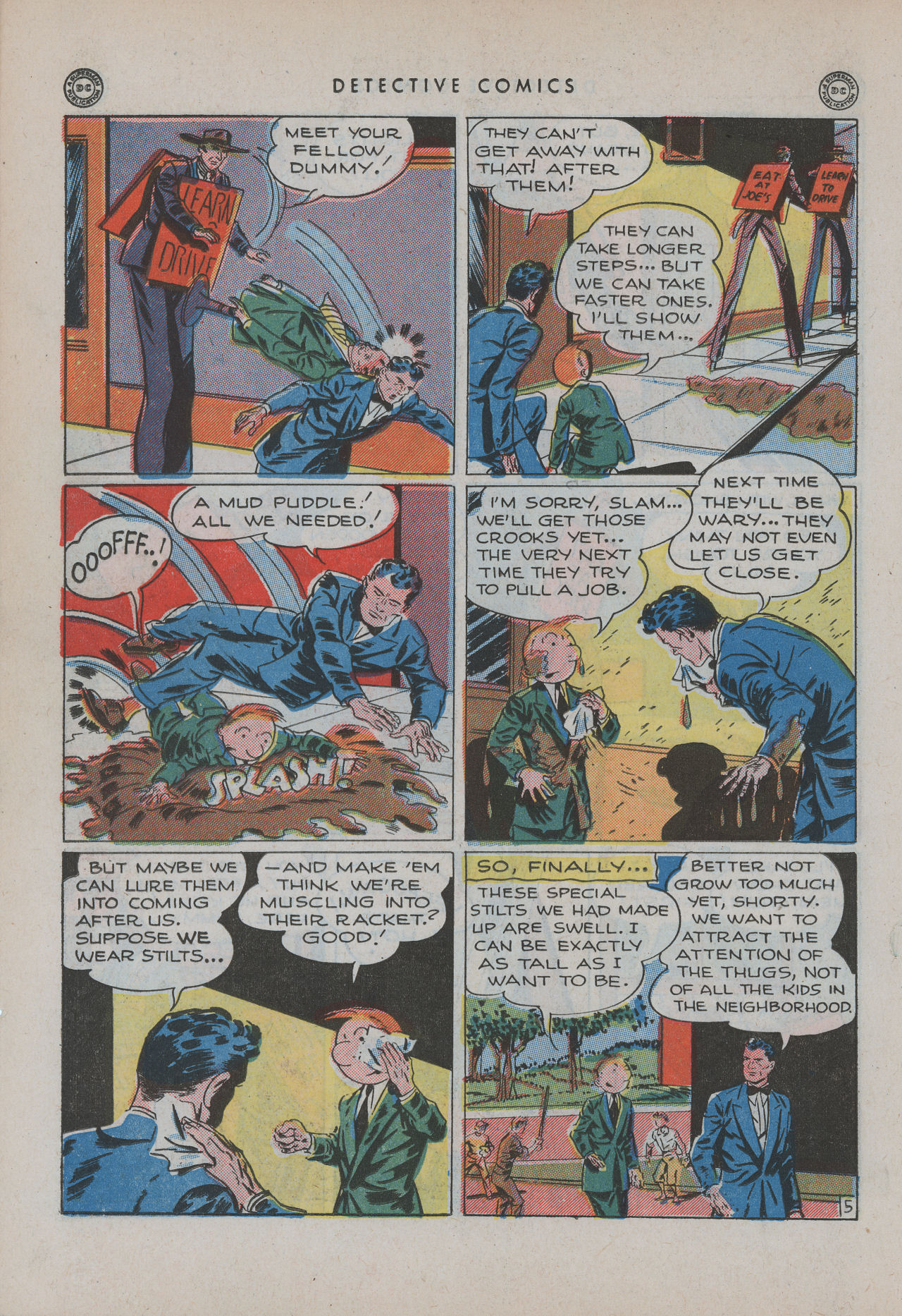 Read online Detective Comics (1937) comic -  Issue #108 - 20