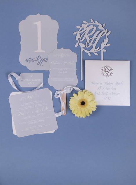 Stationery by Pistachio Designs. Photography by Huisman Photo