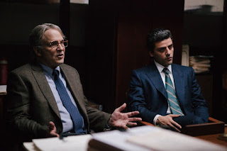 a most violent year-albert brooks-oscar isaac