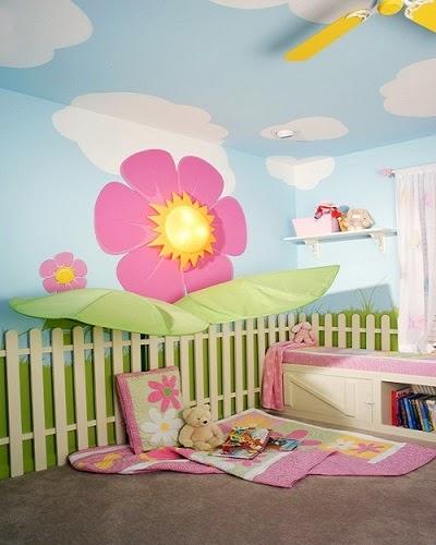 Une collection de design chambre bébé jardin