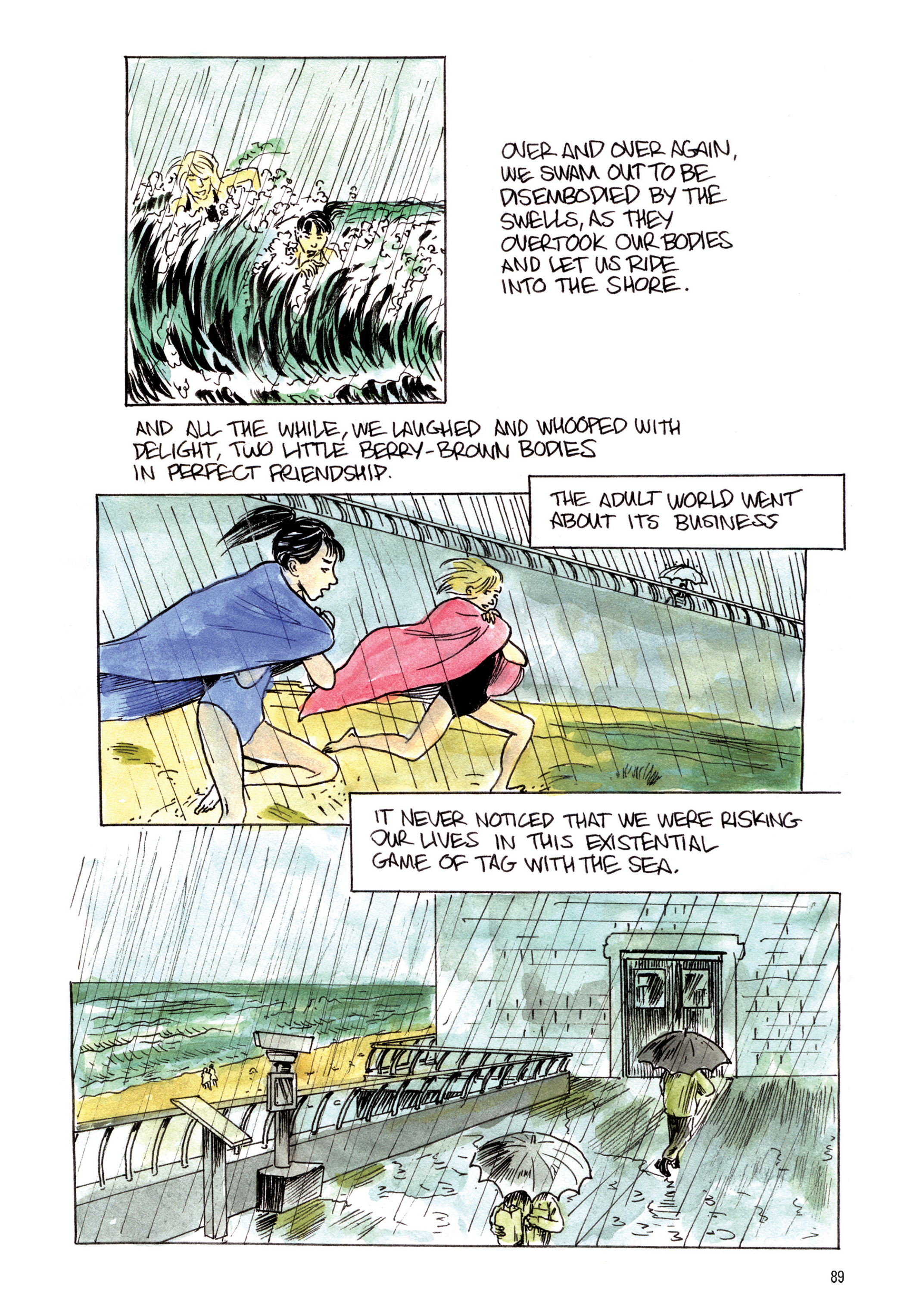 Read online The Late Child and Other Animals comic -  Issue #1 - 80