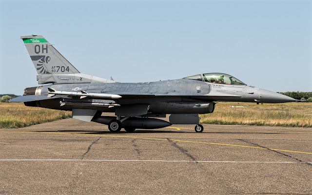 f-16c united states air force