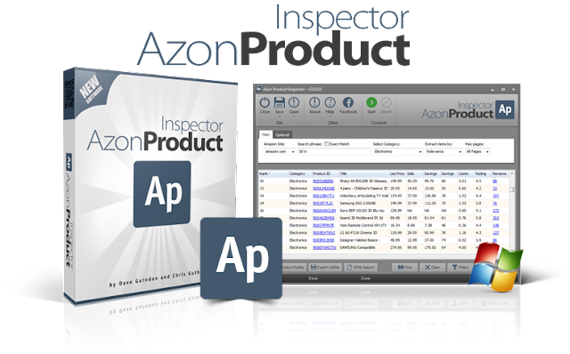 Azon Product Inspector