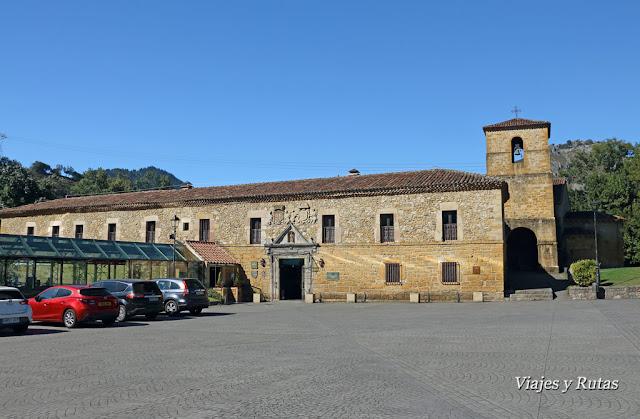 Monasterio de San Pedro de Villanueva, Cangas de Onís