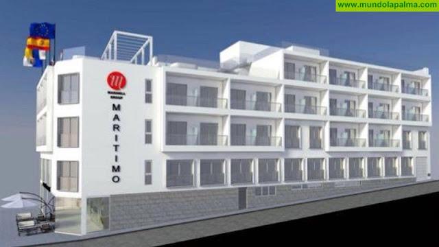 Se busca trabajadores para la renovación del Hotel Marítimo