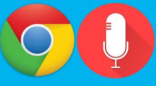 Microfono Chrome