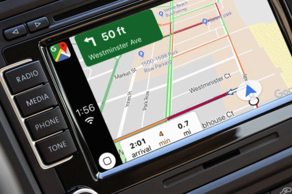 Google Maps finally comes to Apple's CarPlay with iOS 12