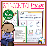 Self-Control Character Education