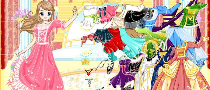 Juegos De Vestir Y Maquillar Gratis Princesas Juegos De Princesas