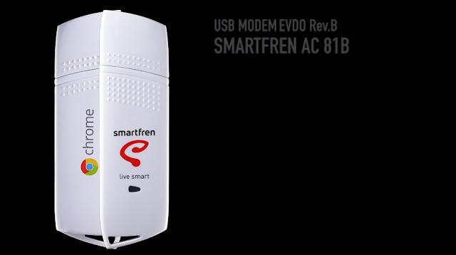 Modem smartfren  AC 81B