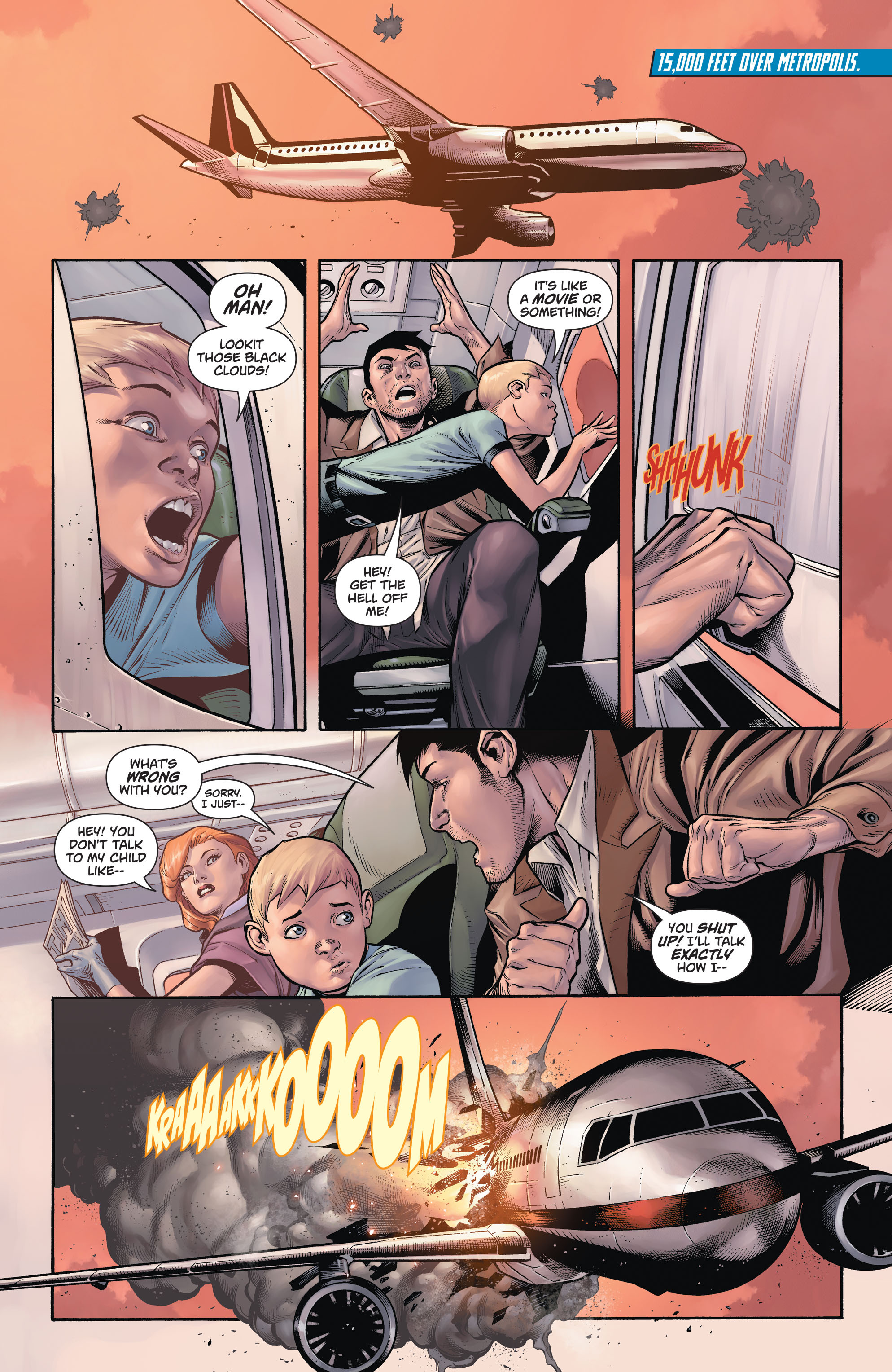 Read online Action Comics (2011) comic -  Issue #48 - 13