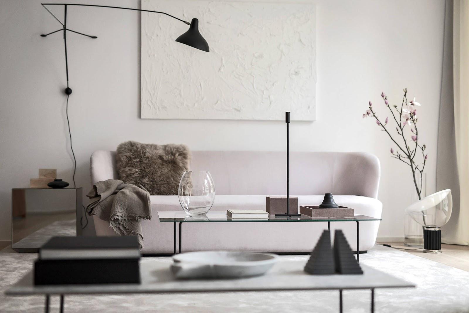 Nordic Interiors Kalm En Krachtig Appartement In Stockholm