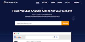 SEOTesterOnline offers powerful SEO tools